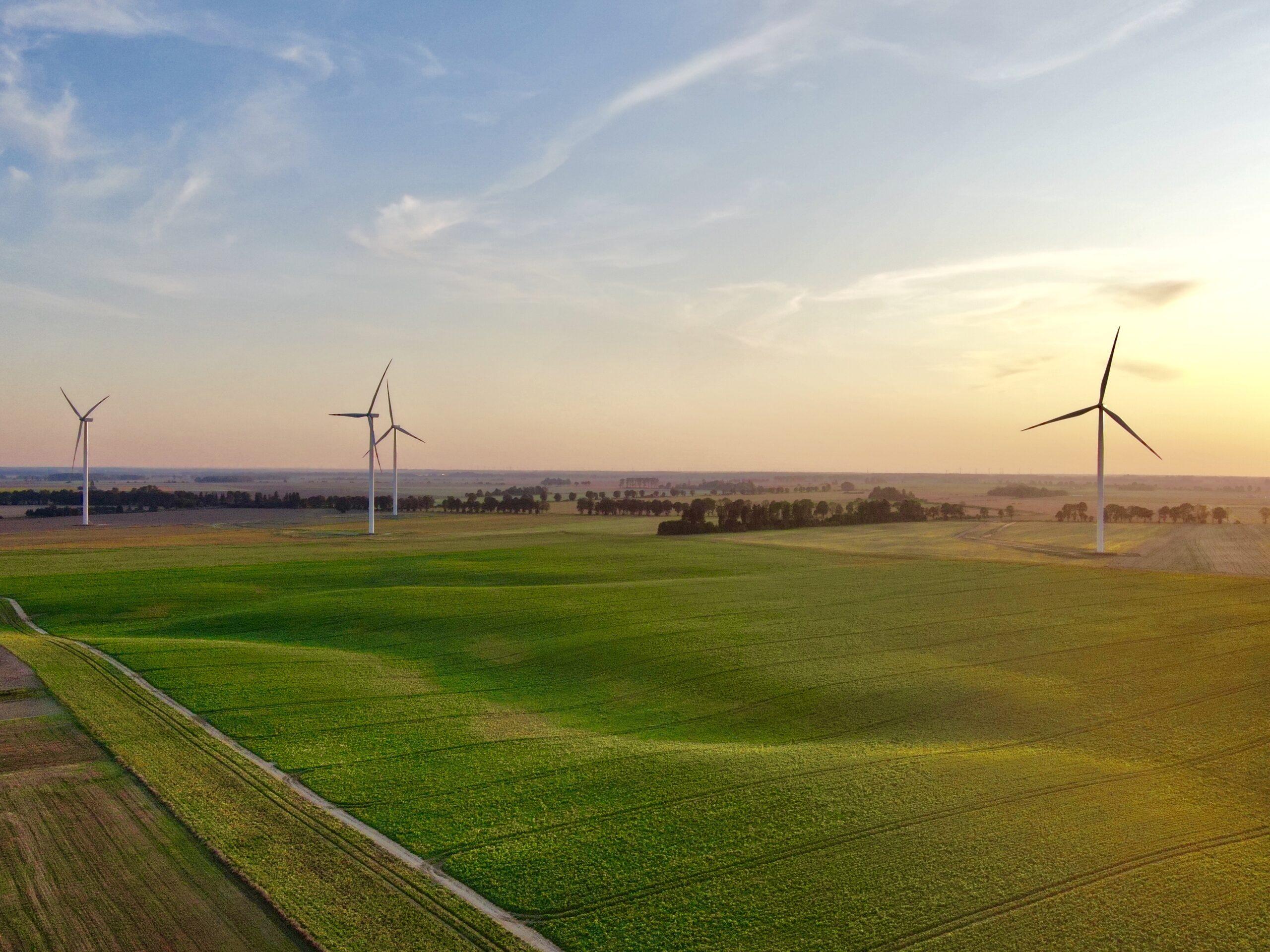 farma wiatrowa Potęgowo